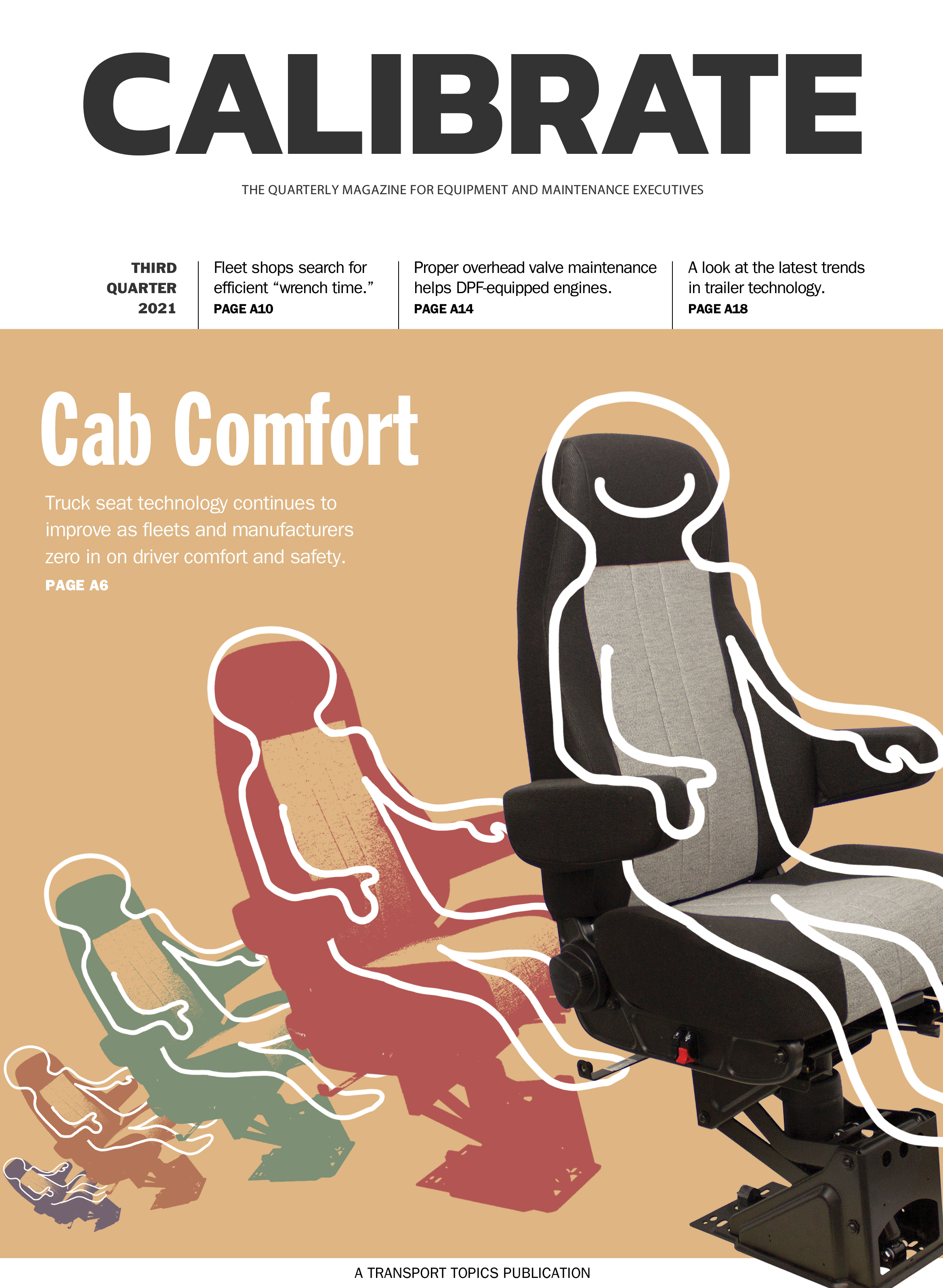 Click Here to Look Inside The New Calibrate Magazine For Maintenace Executives and Fleet Managers!!