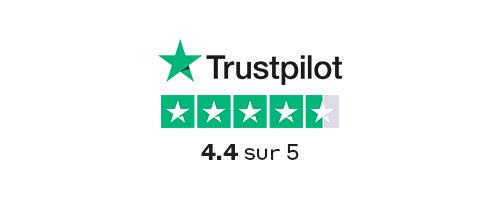 Note Trustpilot