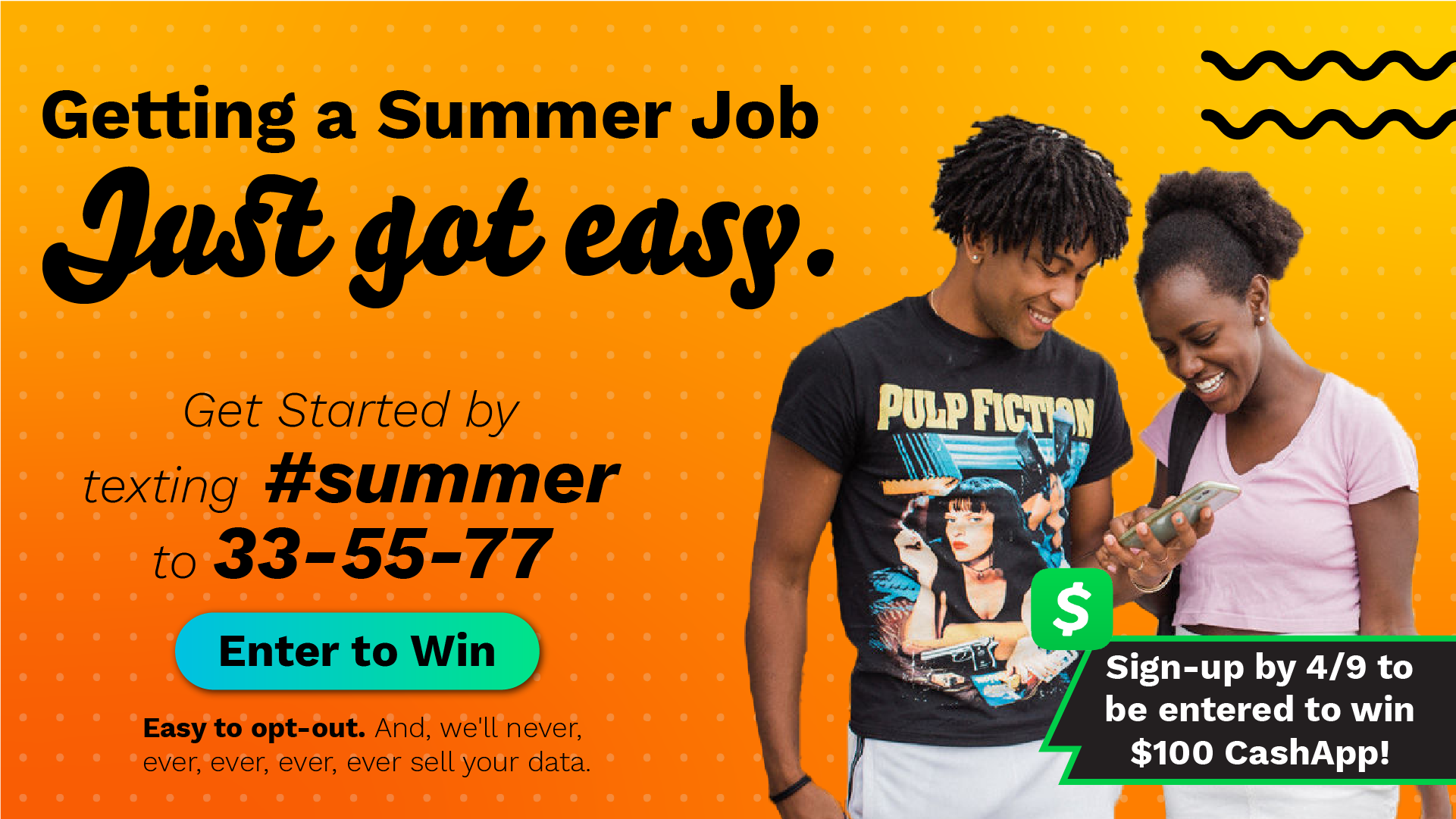 Landing that Summer Job Starts with a Great Resume. Click to connect with a free job advisor.