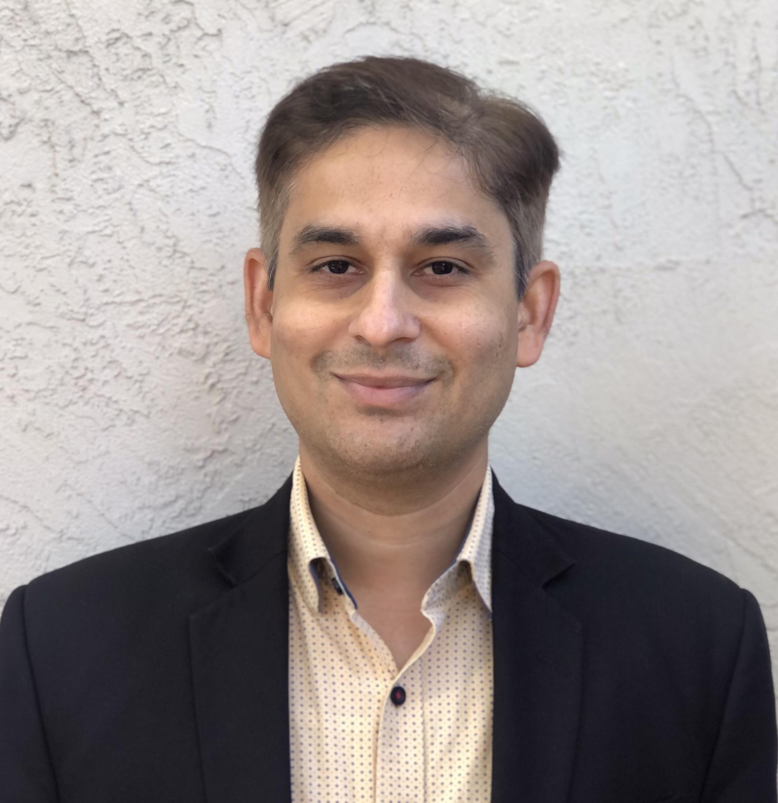 Dr. Zain Saiyed
